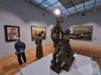 Выставка «Соцреализм. Метаморфозы» открылась в РОСИЗО