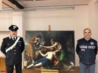 Италия нашла картину Пуссена, отобранную нацистами у евреев в 1944 году