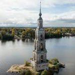 В Калязине отреставрируют знаменитую затопленную колокольню