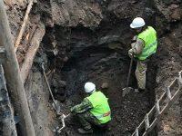 Археологи обнаружили более 200 артефактов на улице Сретенке в Москве