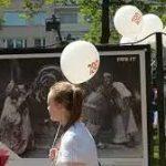 Выставка в честь столетия РАМТ открылась на Никитском бульваре в Москве