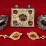 При раскопках в Крыму нашли коллекцию редких древних украшений