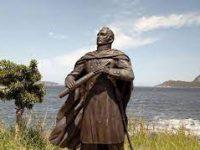 В Бразилии открыли памятник первооткрывателю Антарктиды Беллинсгаузену