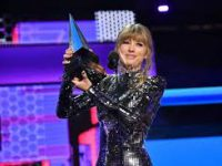 American Music Awards назвала Тейлор Свифт «артистом десятилетия»